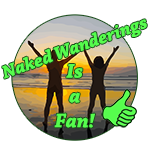 Nick en Lins nakedwanderings